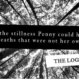 Read The Log House before anyone else!